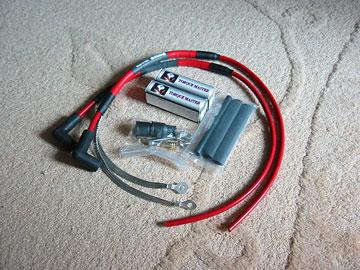 SS900用ノロジー・ホットワイヤーのセット内容