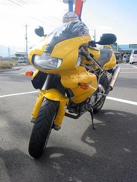柳原のアピナでSS900